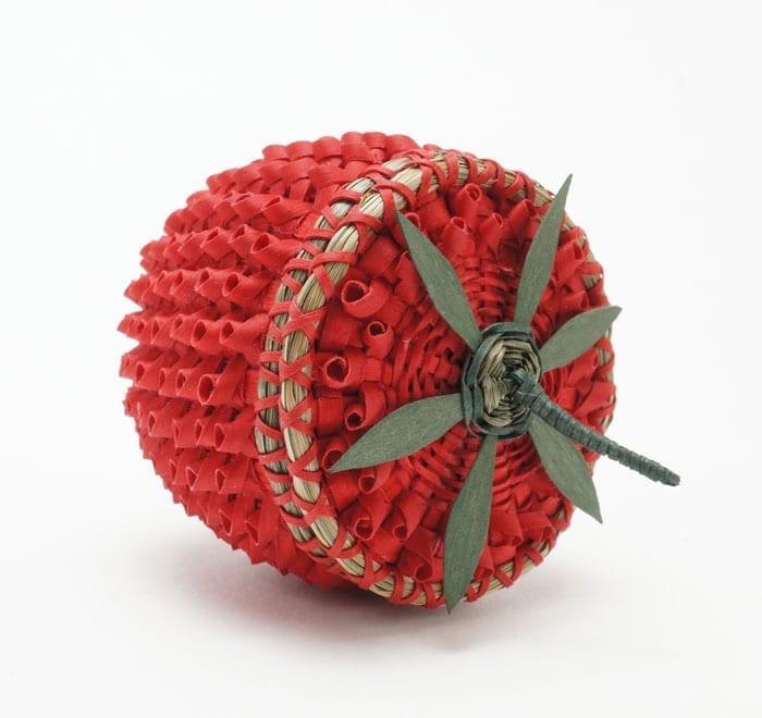 Ganessa Frey strawberry basket