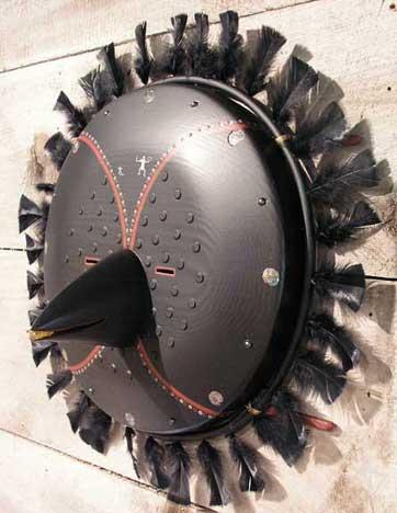 Raven-mask