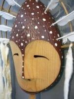 Alaska NW Coast Masks/Wood Carvings