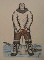 Inuit drawings