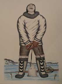Inuit drawings