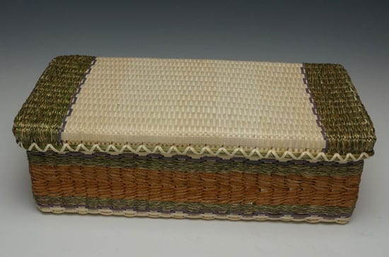 Theresa Secord Rectangular Basket