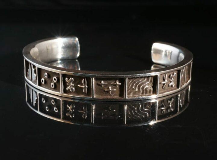 Joe Cajero story bracelet