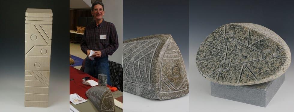 Tim Shay, Penobscot sculptor