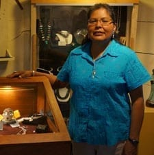 Amelia Joe-Chandler (Navajo)
