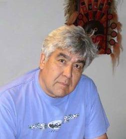 Jerry Jacob Laktonen, Alutiiq artist