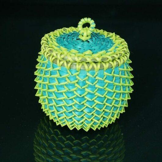 Ganessa Frey Miniature Point Basket