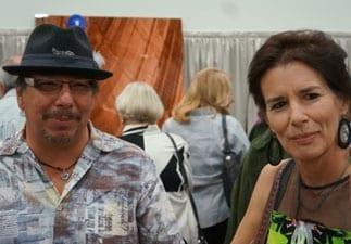 KevinPourier and Valerie Morgan, Lakota