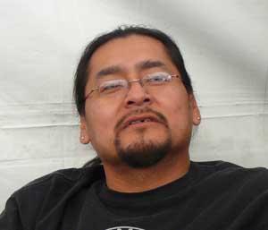 Myron Panteah, Zuni metalsmith
