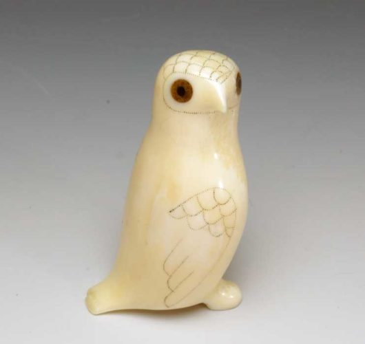 Daniel Ungott Vintage Owl