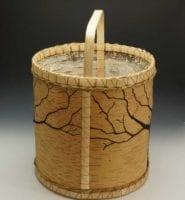 Aron Griffith tree basket