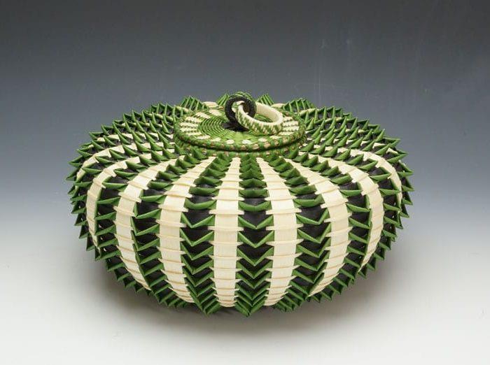 Jeremy Frey urchin basket
