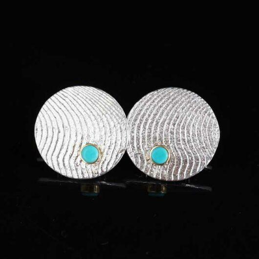 Althea Cajero Turquoise Earrings