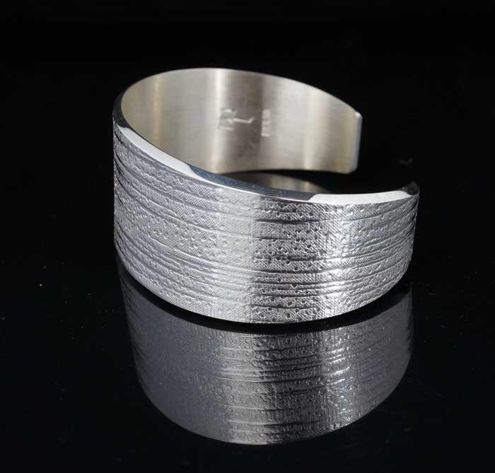 Chris Pruitt Tapered Bracelet