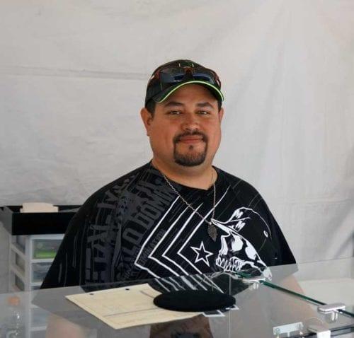Chris Pruitt Laguna Pueblo