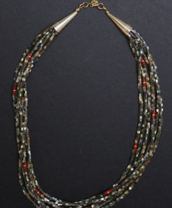 Deanna Tenorio Abalone Necklace