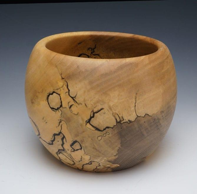 Dewey Owle Sycamore bowl