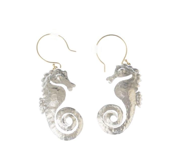 Heidi BigKnife Seahorse Earrings