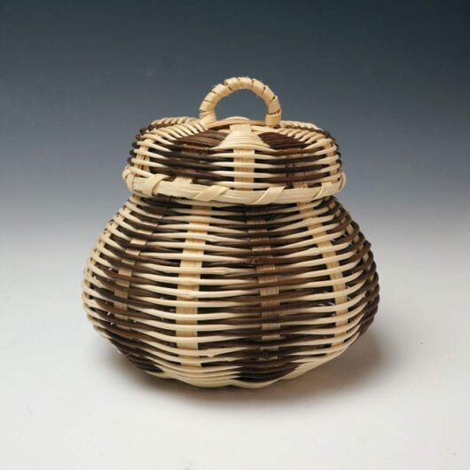 Marian Wolfe Honeysuckle Basket