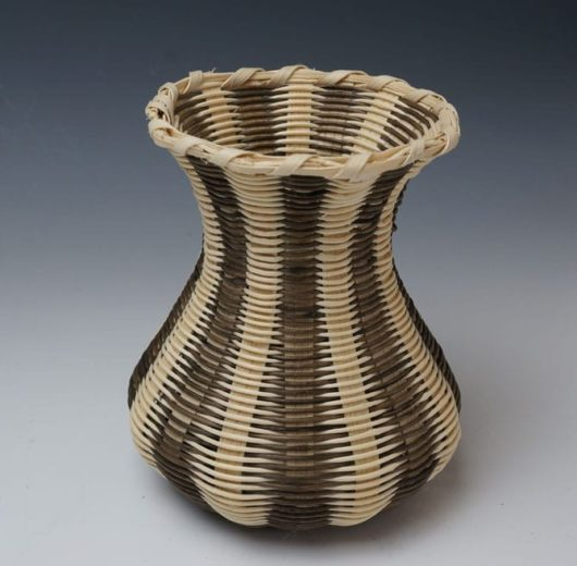 Marian Wolfe Honeysuckle Vase