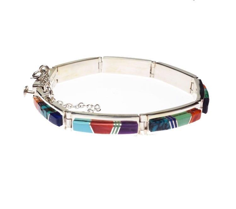Earl Plummer multi-material link bracelet
