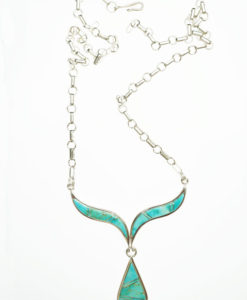 Earl Plummer turquoise necklace