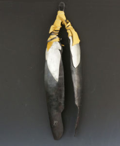 Margaret Jacobs feathers