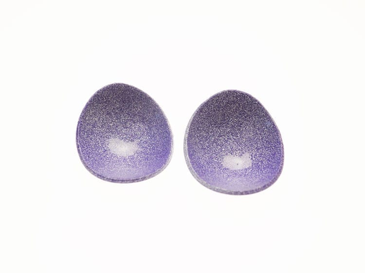 Margaret Jacobs oval earrings
