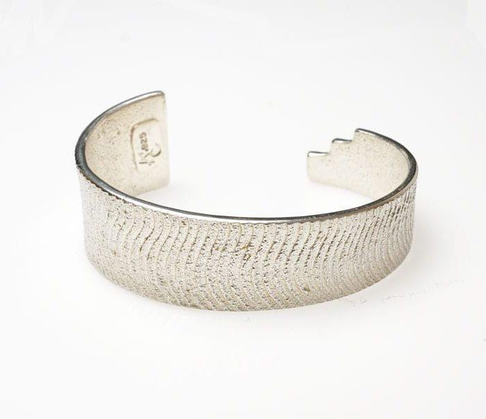 Althea Cajero Cuttlefish cast bracelet