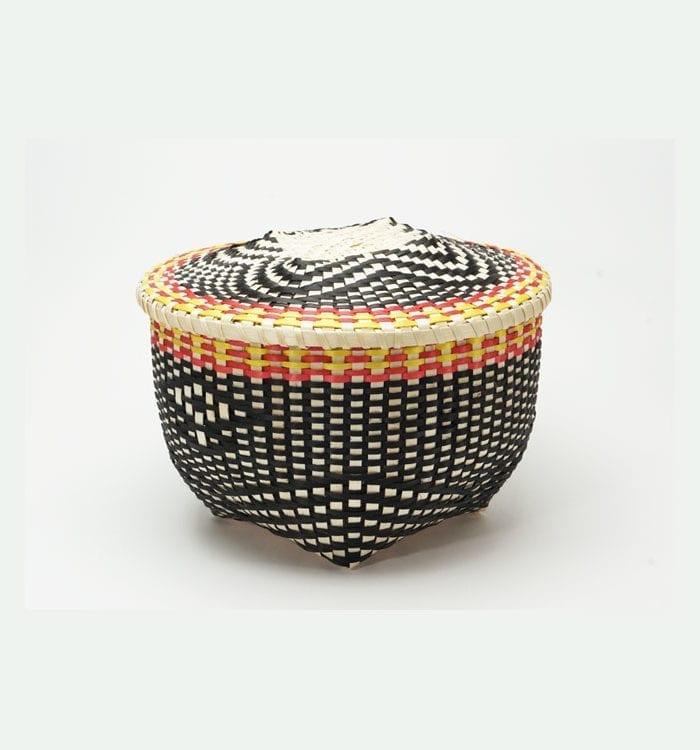 Fred Tomah Medicine Basket