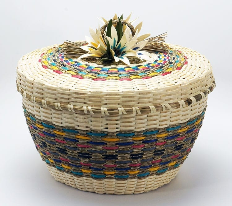 Molly Neptune Parker Sewing Basket