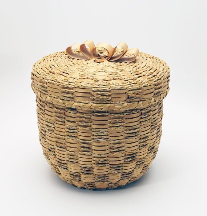 Clara Keezer Basket