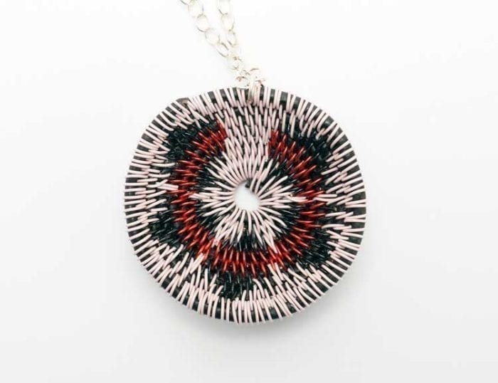 LaKota Scott Cosmos Basket Necklace