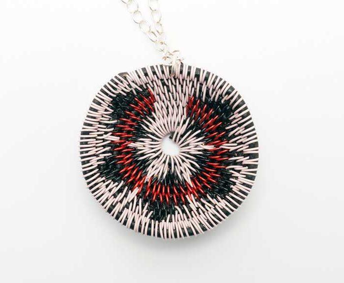 LaKota Scott Cosmos Basket Necklace