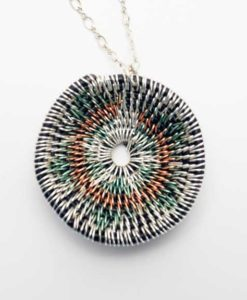 LaKota Scott Datura Basket Necklace
