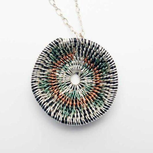 LaKota Scott Datura Basket Necklace