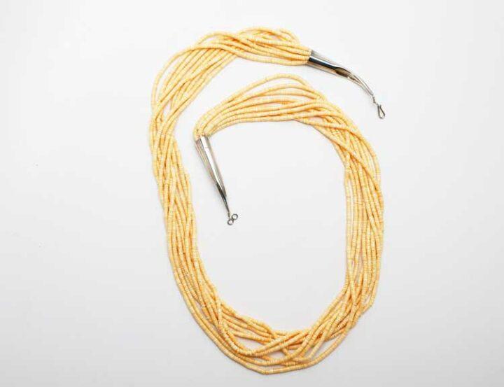 Ten strand Santo Domingo Melonshell Necklace