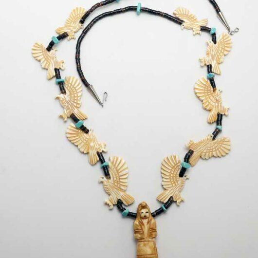 Bird Man Necklace