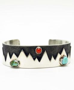 Chris Pruitt mountain bracelet
