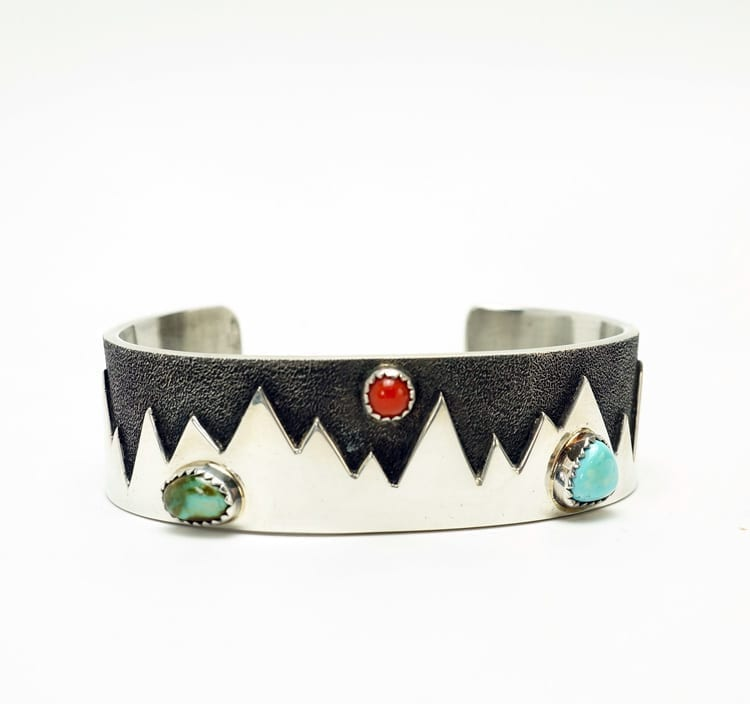 Chris Pruitt mountain bracelet