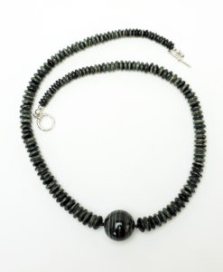 Coren Conti Zebra jasper necklace 3