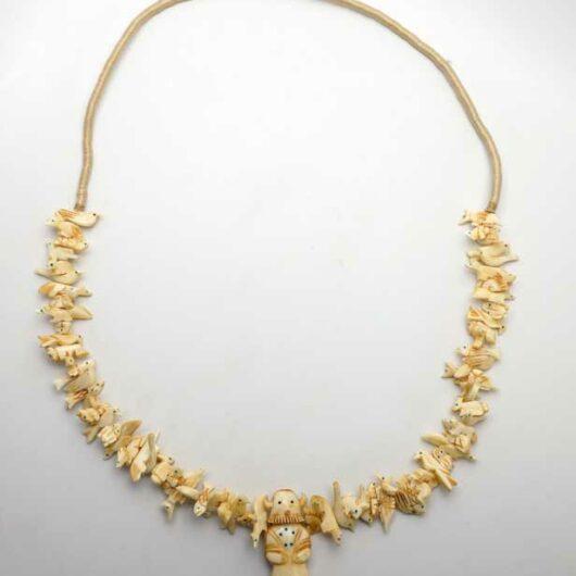 Kachina Animal Necklace