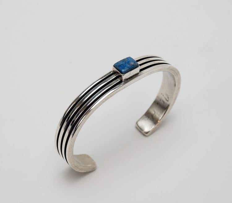 Paul Livingston Bracelet with Lapis Lazuli