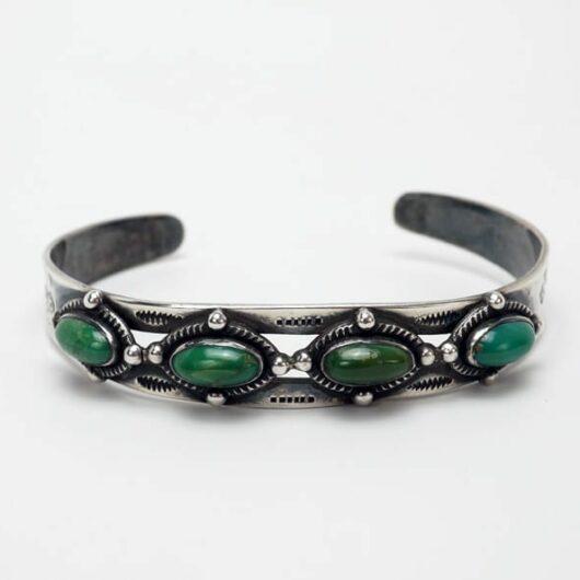 Vintage Fred Harvey Style Bracelet