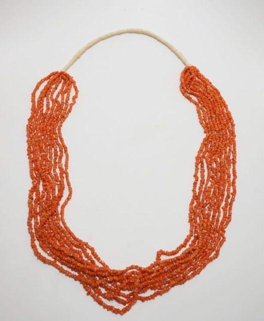 Vintage coral necklace