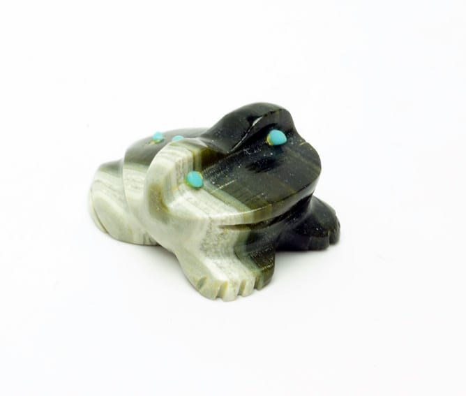 Angel Yatsatie ricolite frog