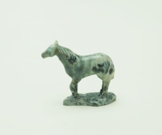 Hubert Pincion horse