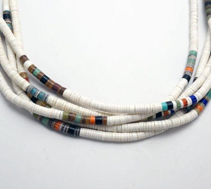 Deanna Tenorio Clamshell Necklace