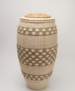 Jeremy Frey traditional basket