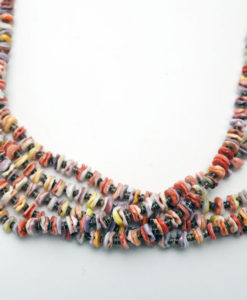 Verla Coriz shell necklace